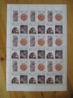 Scarce 1988 Russia Sc B149-B151 Full Sheet - MNH OG - Read Desc- (CS24)