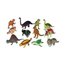 Large Assorted Dinosaur Toy Figures - 6 Pieces New Random style