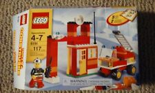 Lego Creator Basic Set 6191-1 Fire Fighter Building 100% complete + instr.