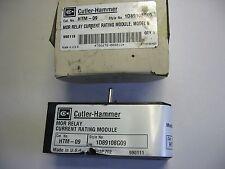 cutler-hammer htm-09 mor relais strom modul model b