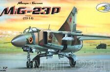 MiG-23 P /TYPE 23-14/ FLOGGER G (SOVIET AF MKGS) 1/72 RV AIRCRAFT