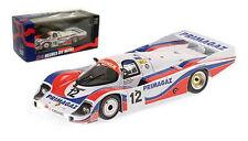 Minichamps Porsche 956l # 12 Le Mans 1986 yver/striebig/cohen-olivar 1/43 Escala