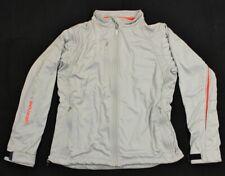 F1 Formula One Gray Silver Vodafone McLaren Mercedes Auto Racing Jacket Small