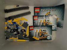 Lego Mini Bulldozer 8259