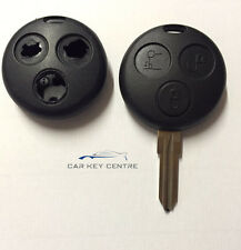 SMART Car Key Fob Remote Repair Case Buttons ForFour ForTwo Roadster City