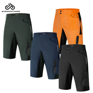 Cycling Shorts Breathable Sport Casual Half Pants Trousers Loose Fit Quick Dry