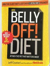 The Belly off! Diet : Attack the Fat That Matters Most MENs Health