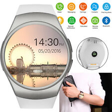 Unlocked Smart Watch Bluetooth Phone Heart Rate Tracker For Samsung S20 S10 LG G