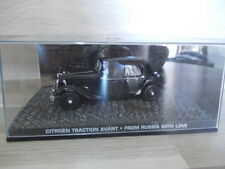 1/43 - James Bond 007 - Citroën Traction Avant - From Russia with Love