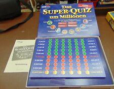 Noris Spiele:  610-3549 Das Super-Quiz um Millionen - 6600 Fragen