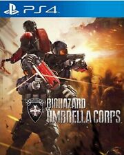 Biohazard Umbrella Corps Asia English/Chinese etc PS4 BRAND NEW