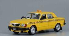 GAZ-3110 Volga - Taxi - USSR - DeAgostini - Car on Duty (9) - 1/43