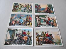 Karl May   Sammelbilder   Serie 1 bis 5 je 6 Bilder  30 Bilder