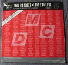 Tina Charles, i love to love, Maxi Vinyl