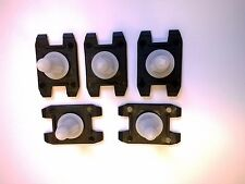 BMW 740i 750iL X3 Wheel Flare Exterior Rocker Molding Clips Pack of 5