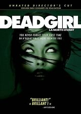 NEW  HORROR DVD  // DEAD GIRL //Shiloh Fernandez, Noah Segan, Michael Bowen, Can