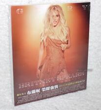 Britney Spears Glory Japan Tour Edition 2017 Taiwan Ltd 2-CD w/BOX