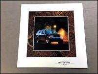 1991 Isuzu Rodeo 10-page Original Car Sales Brochure Catalog