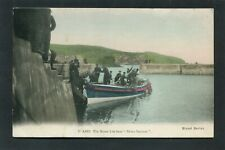 More details for coldingham eyemouth - lifeboat 'helen smitton' in st abbs harbour 1914