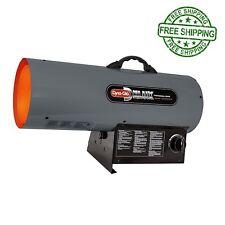 Propane Forced Air Heater Natural Gas Portable BTU Garage Shop 150K Torpedo NEW
