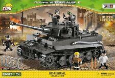 COBI 2537 Panzerkampfwagen VI Tiger Ausf.E Hybrid Berlin 1945 - Limited Edition