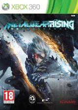 Metal Gear Rising: Revengeance (Xbox 360) (UK IMPORT) Nuovo e Sigillato