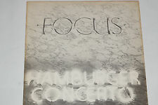FOCUS-Hamburger Concerto-LP Atco Records (DS 36-100) 1974