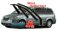 CHRYSLER VOYAGER GRAND 5D 2008  Wind deflectors 4.pc   HEKO  10413