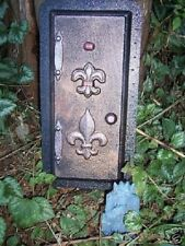 "Reusable fairy door mold 13""H x 6"" x 1"" thick"