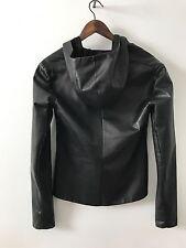 Maurizio Amadei jacket black leather  MA+
