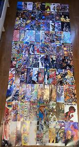 Image Comics Bundle Lot of 100 No Reserve All Mixed Huge Job Lot NM Mainly 90's