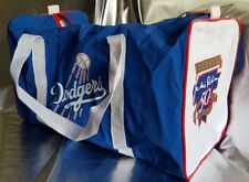 LOS ANGELES DODGERS JACKIE ROBINSON 50th ANNIVERSARY DUFFLE BAG STADIUM GIVEAWAY