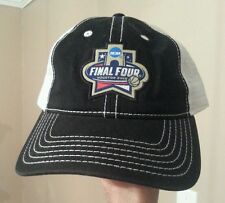 2016 NCAA MENS FINAL FOUR BASKETBALL COKE ZERO LOGO CAP HAT NWOT