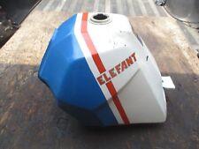 1985 or 1986 CAGIVA ELEFANT 650 SURVIVOR GAS TANK WITH ORIGINAL PAINT NICE