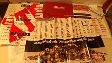 Vtg 1992 Hornaday Dealer Kit,3 Posters,Signs,Prce Catalog, Bullet Specs Reloader