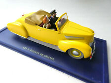 Tim und Struppi ❌  TINTIN Collection 1:43  LINCOLN ZEPHYR - ❌4981