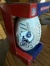 Nfl Tennessee Titans Limited Edition Football Take the Game Home 25,000 Made Nib