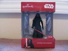 "Hallmark Disney Star Wars ""Darth Vader""  Christmas Tree Holiday Ornament NEW"