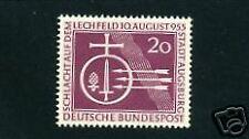 GERMANY SCOTT# 732 MH BATTLE ON THE LECHFELD