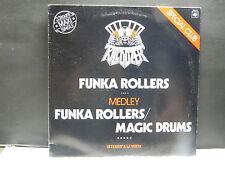 "MAXI 12"" KILLDOZER Funka rollers SDC 49"