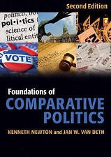 Very Good, Foundations of Comparative Politics (Cambridge Textbooks in Comparati