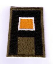"""WWII - 1st ARMY """"SIGNAL"""" (Reproduction)"""