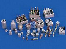 Verlinden 1/35 SuperValue Bottles, Crates, Cans, Milk Churns and Buckets 1643