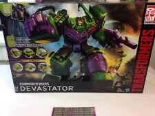 Transformers Generations Combiner Wars Devastator 6 Voyager Construction Set NEW