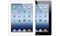 iPad 4 Wifi + GSM Unlocked Retina Display 9.7 in 4th Generation