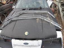1971 1972 1973 Ford Mustang Coupe Roofrail/Gutter Moulding Set OEM