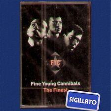 "FINE YOUNG CANNIBALS "" THE FINEST "" MUSICASSETTA SIGILLATA   K7  (MC)"