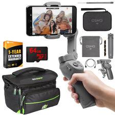 DJI Osmo móvil 3 Estabilizador GIMBAL teléfonos inteligentes Combo y paquete de creador de engranajes Deco