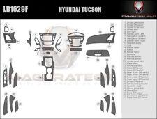Fits Hyundai Tucson 2010-2013 With Manual Trans Large Premium Wood Dash Trim Kit