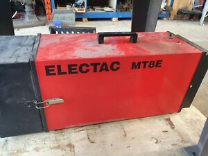 Used Electac Portable Welding Fume Extractor MT8E  £450+ Vat = £ 540.00
